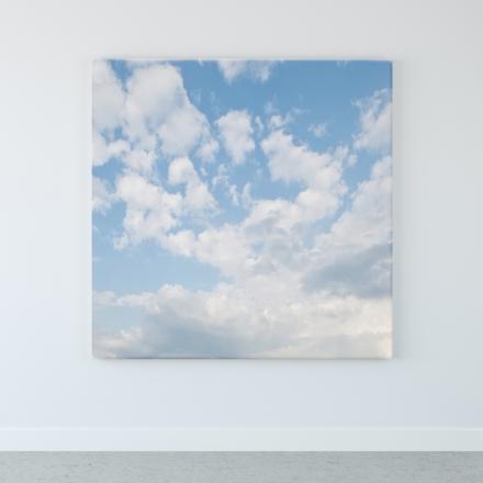Blank wall art